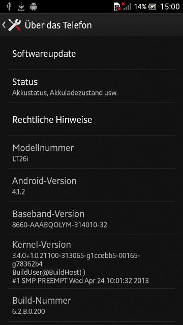 Download LEAKED Xperia S Jelly Bean 6.2.B.0.200 firmware ftf file